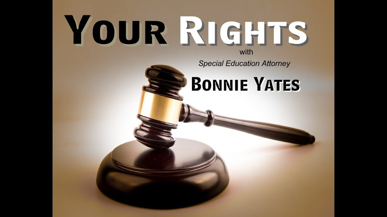 Special Education Is Really Tough >> Bonnie Yates Answers Tough Questions About Iep S Youtube