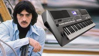 ВСЁ ПРОЙДЁТ МИХАИЛ БОЯРСКИЙ на синтезаторе YAMAHA PSR s670