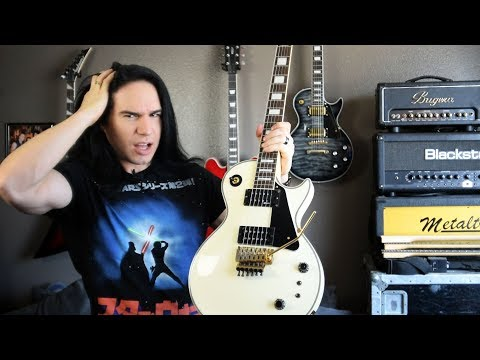 Why is this Guitar BANNED in the USA?? - Demo / Review