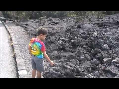 Hawaii 2012 volcano