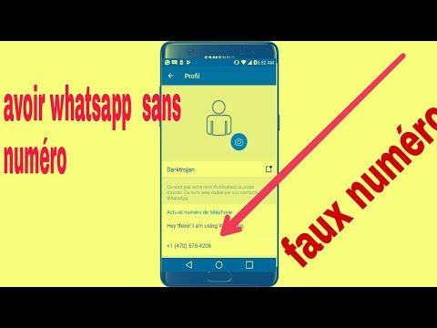 tracer un numero whatsapp