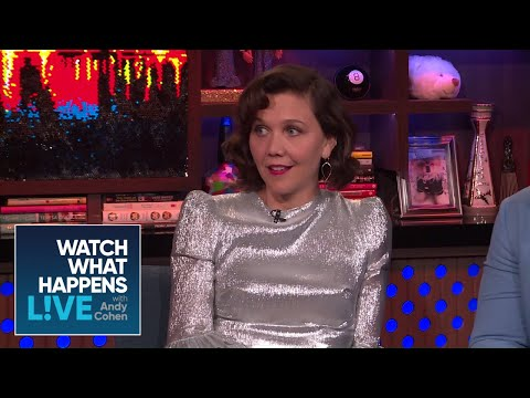 Does Maggie Gyllenhaal Have Taylor Swift's Scarf?  WWHL