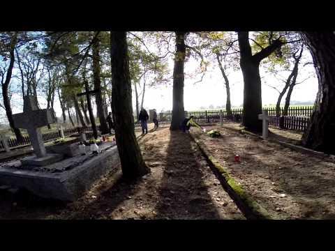 Cmentarze Wojenne 2014