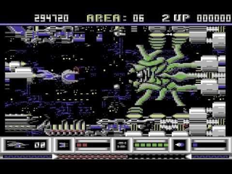 Katakis Longplay (C64) [50 FPS]