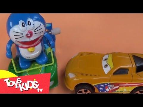 Doraemon Cartoon Disney Cars Cartoon For Children Lightning Mcqueen Songs For Children