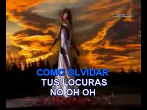 Enrique Iglesias - Nunca Te Olvidare (karaoke)