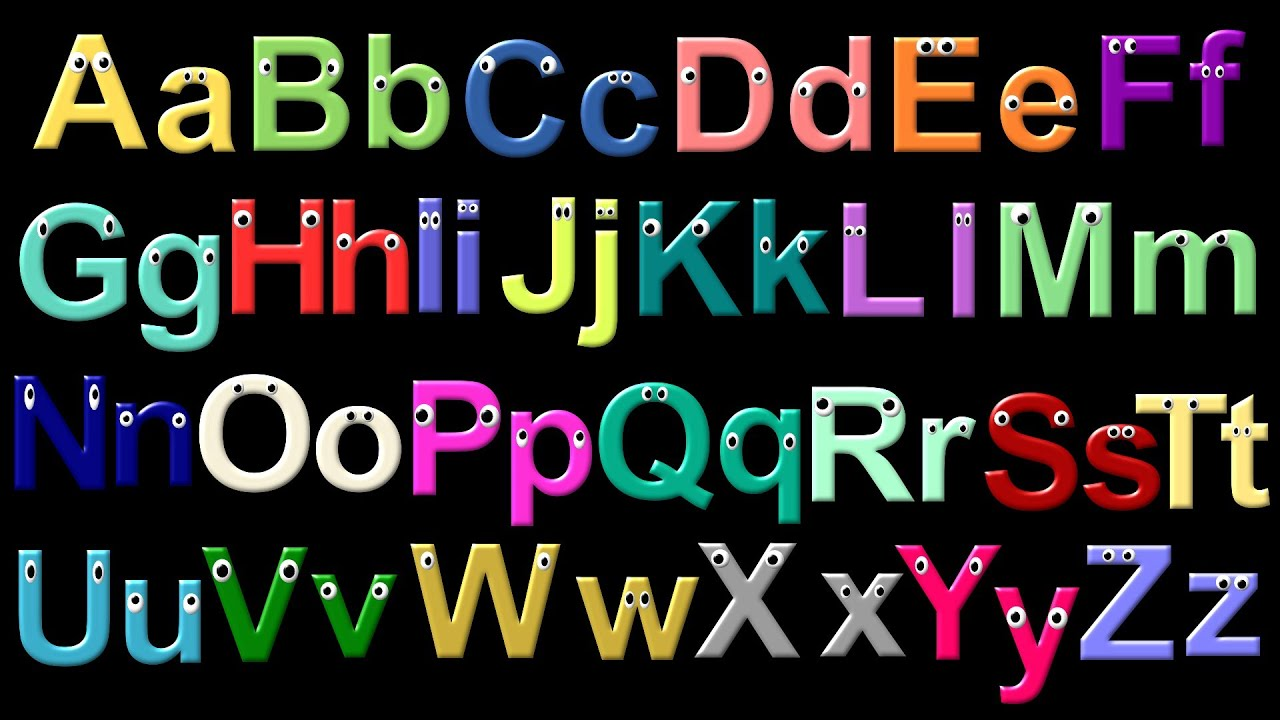 What Letter Is It? ABC's & Alphabet - The Kids' Picture ...
