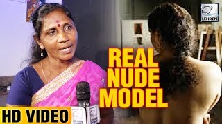 Real Nude Model Laxmi Talks About Life Journey | Lehren Marathi