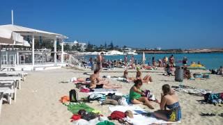 טיולים בקפריסין, דרישת שלום מחוף ניסיי ביץ' איה נאפה