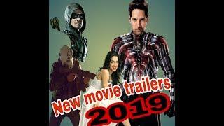 New movie trailers 2019