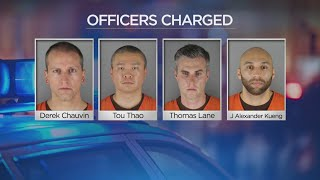 Chauvin's Now Faces 2nd-Degree Murder; 3 Other Officers Charged