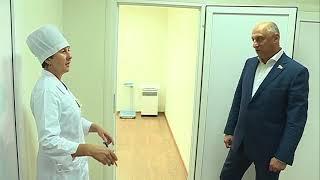 Сергей Сопчук посетил ФАПы в уссурийских сёлах