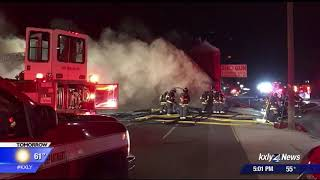 "Fire leaves Shogun Restaurant ""a total loss"""