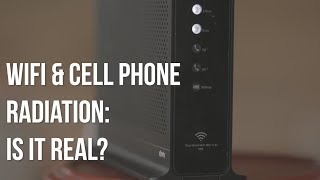 WiFi Radiation & Cell Towers Explained w/ Nick Pineault