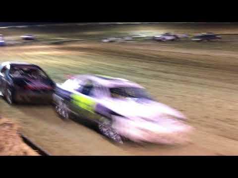 Fayette County Speedway Hornet Heat 1 9-17-17