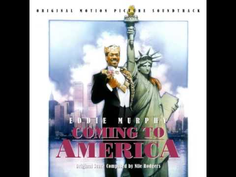 Coming to America OST 11 The King's Motorcade