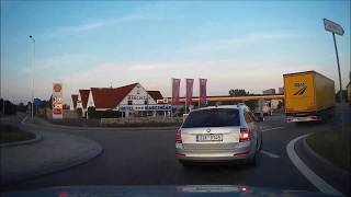 cesta do Chorvatska 2017 Louny - Drvenik