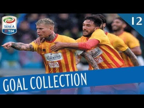 Goal collection - giornata 12 - serie a tim 2017/18