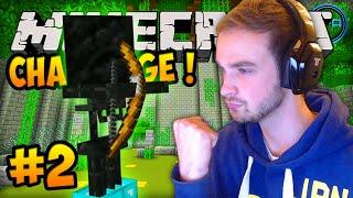 """Minecraft CHALLENGE DUNGEON #2 - """"NOT EASY!"""" - w/ Ali-A!"""