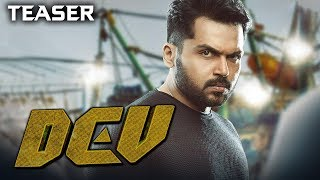 Dev (2019) Official Hindi Dubbed Teaser | Karthi, Rakul Preet Singh, Prakash Raj