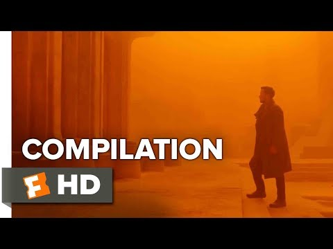 Blade Runner 2049 ALL Trailers + Extras (2017) | Movieclips Trailers