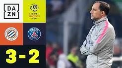 Nächste Pleite für Thomas Tuchel und PSG: HSC Montpellier - Paris Saint Germain 3:2 | Ligue 1 | DAZN