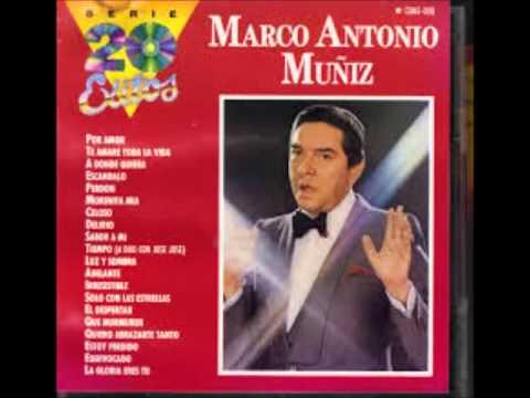 Marco Antonio Muñiz Volver