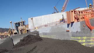 Oroville Spillway Update October 24, 2017