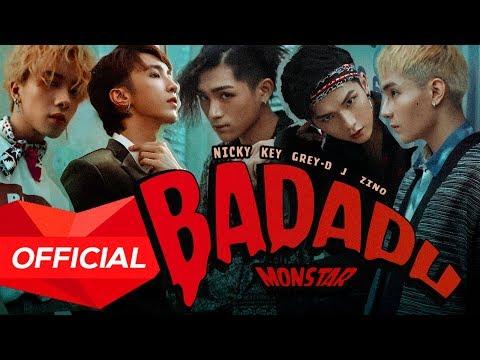 [8 Years Project] MONSTAR - 'BADADU' M/V Dance (Official)