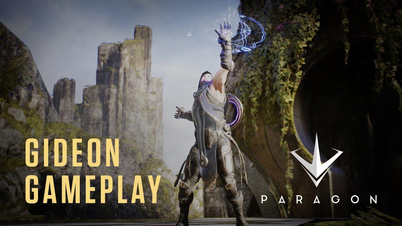 Премьера геймплея и анонс ps4-версии moba-игры paragon от epic games.