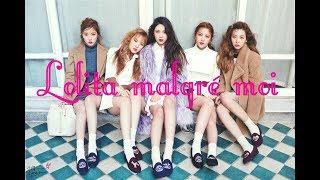 Red Velvet X Lolita Malgré moi