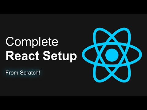 How to Set Up React in Visual Studio Code