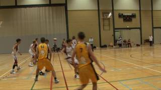 River Trotters U18 WBB Giants (nov 2009)