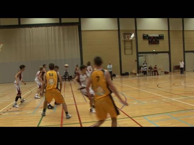 River Trotters U18 WBB Giants (nov 2009)