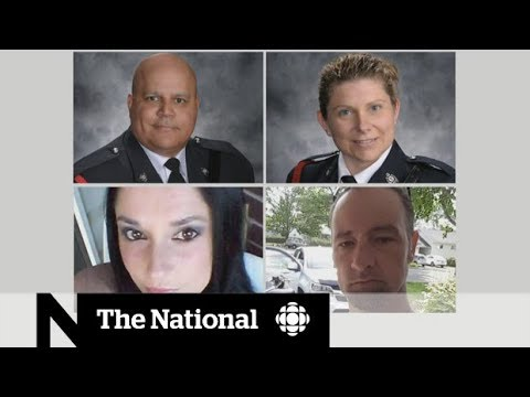 Fredericton shooting victims remembered