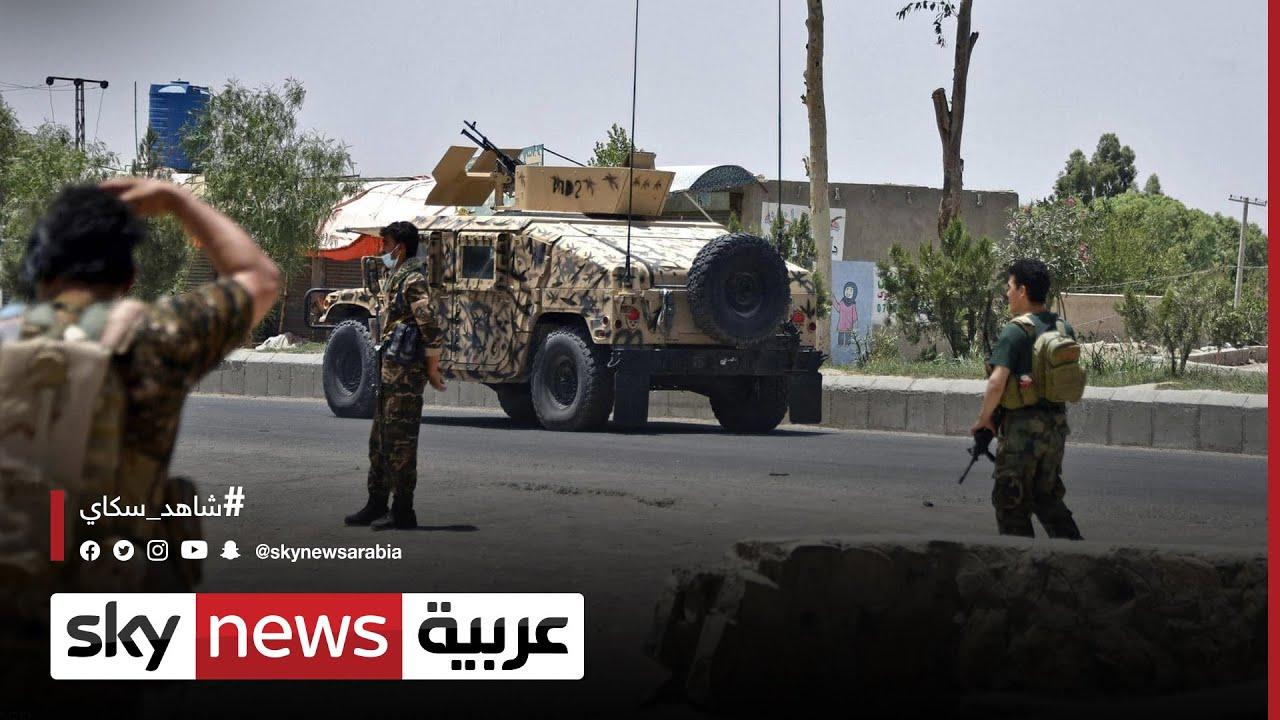 تقدّم حركة طالبان يثير قلق الأفغان وخلال فترة قصيرة  من السيطرة على أكثر من نصف المقاطعات الأفغانية
