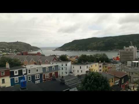 The Narrows St. John's Newfoundland - August 27, 2016