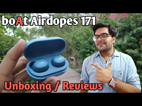 boAt Airdopes 171 UNBOXING / Reviews !! Are these Best Earbuds Under 2000 ?? 🎧🎧