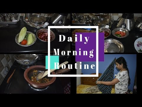 Daily Morning Routine || Indian Women Daily Morning Routine