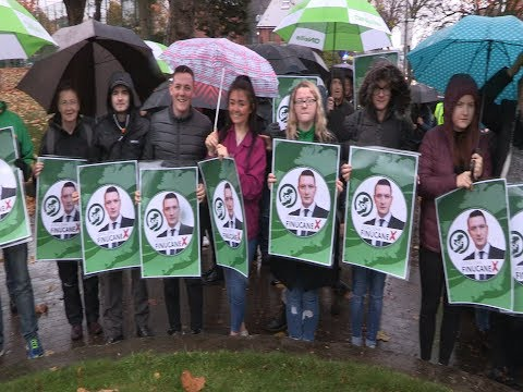 On December 12th make John Finucane MP for North Belfast