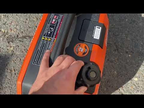 Download Инверторный Генератор бензиновый ZONGSHEN BQH 2200 удобный, компактный, тихий генератор, 1,9квт