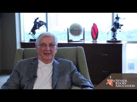 Nevada Resort Association 50th Anniversary Video Series: Bill Boyd