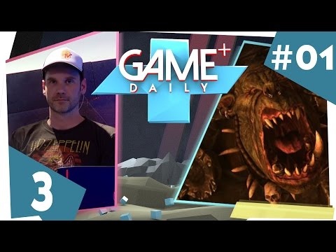 [3/4] Total War: Warhammer & Shadow Of The Beast | Game+ Daily mit Etienne | 23.05.2016