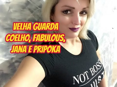 Camila Coelho - Jana Sabrina - Pripoka - Fabulous - Veha Guarda - Raio X de Youtubers