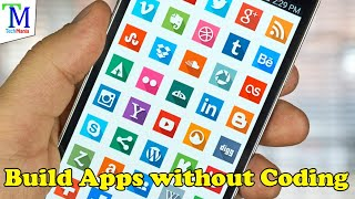 Top 10 Best Websites for Build Apps without Coding 🔥in Hindi.