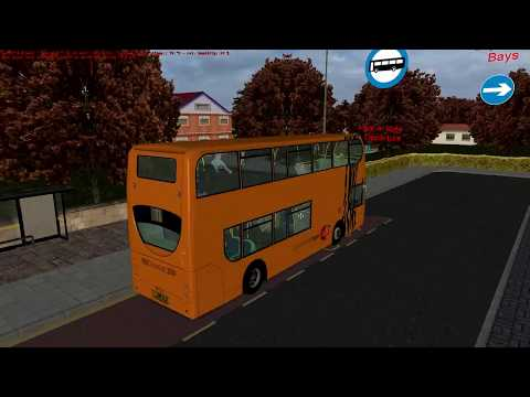 Omsi 2 Yorkshire Counties X11 Full Route with Yorkshire Tiger