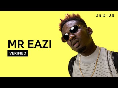 "Mr Eazi ""Pour Me Water"" Official Lyrics & Meaning 