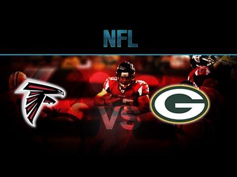 NFL MVP: Matt Ryan vs Aaron Rodgers |  Atlanta Falcons vs. Packers | NFC Championship 2017