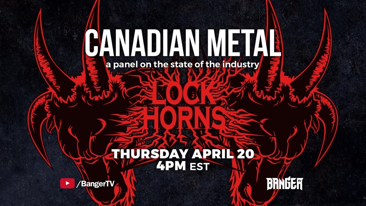 Canadian Metal Panel Discussion | LOCK HORNS episode thumbnail
