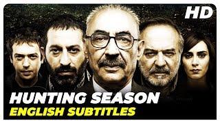 Hunting Season | Turkish Movie English Subtitles